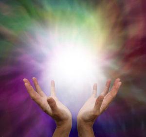 Energie dans les mains